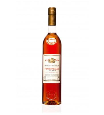 Achat ROULLET FRANSAC raspberry flavored cognac liquor