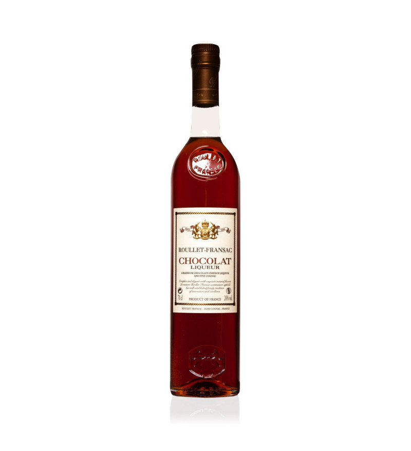 Achat ROULLET FRANSAC chocolate flavored cognac liquor