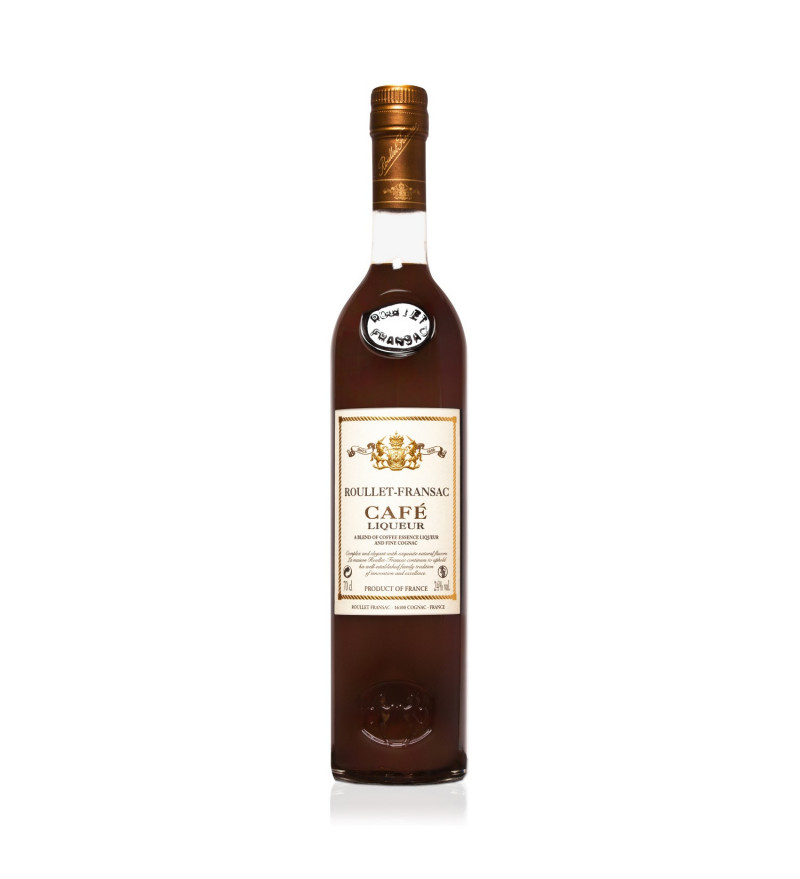 Achat ROULLET FRANSAC Coffee flavored cognac liquor