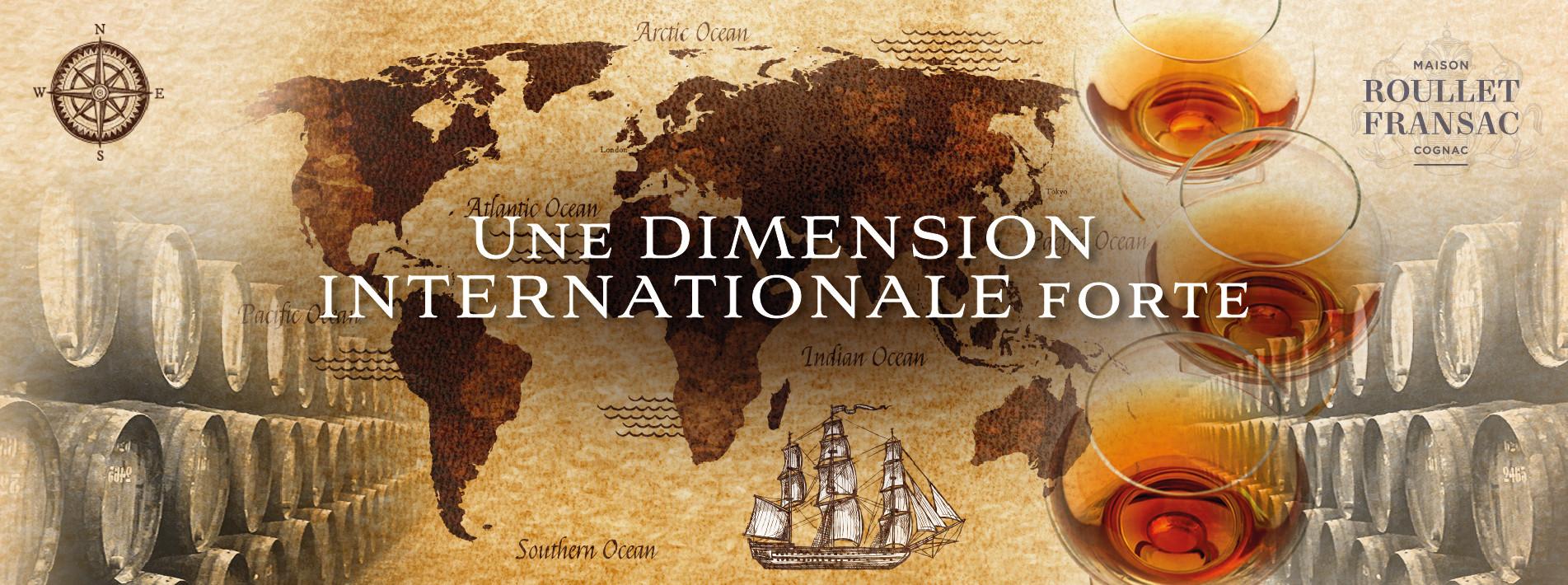 Une dimension internationale forte