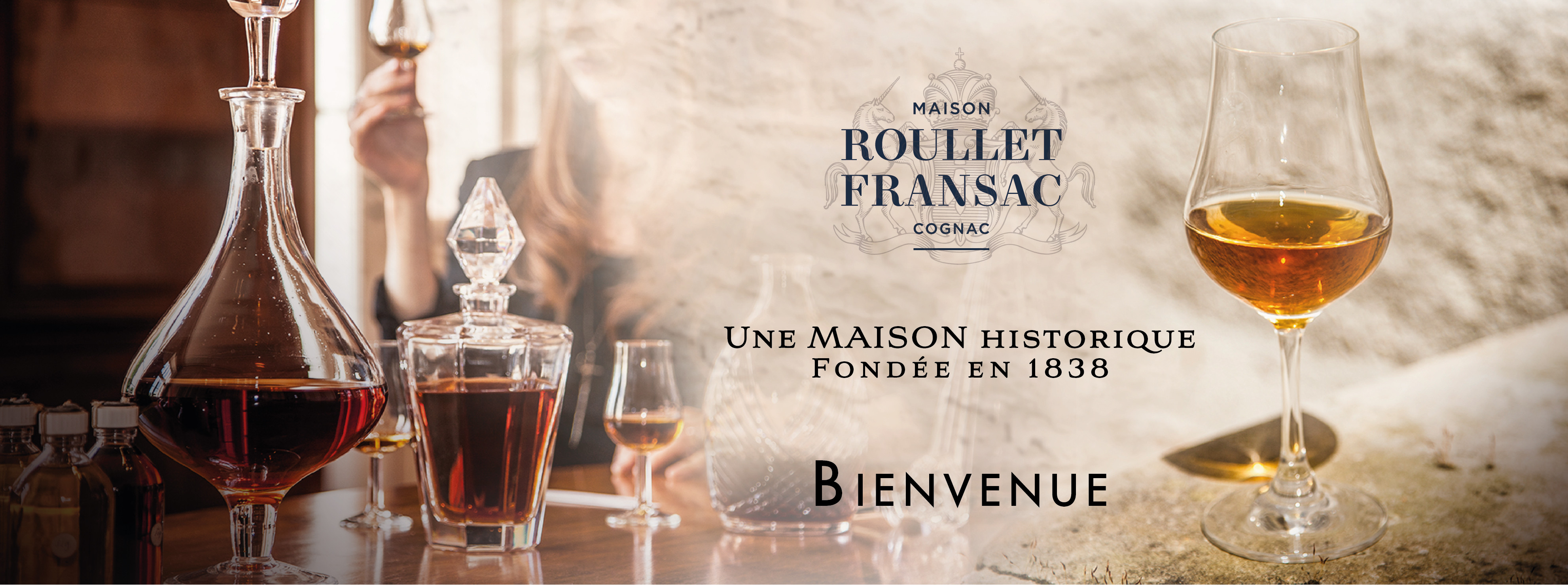 Roullet Fransac: A historic house founded in 1838